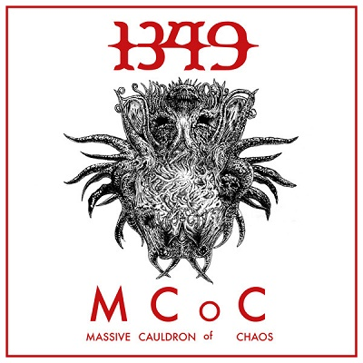Massive Cauldron of Chaos CD