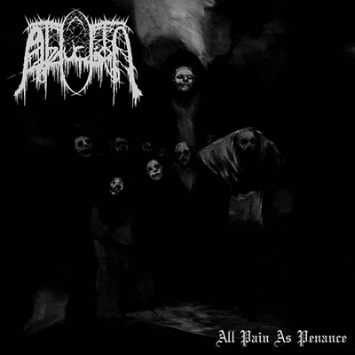 All Pain As Penance LP