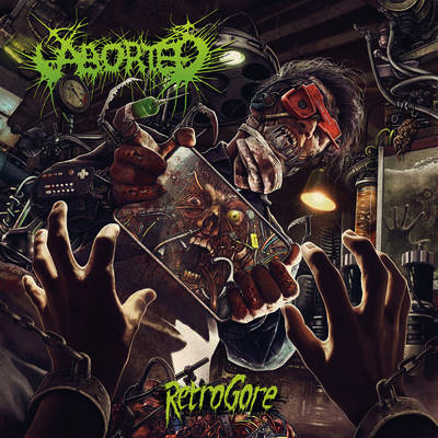 Retrogore CD