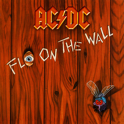 Fly on The Wall CD