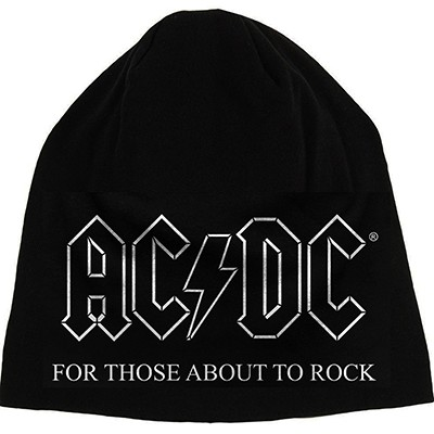 For Those About To Rock - BEANIE