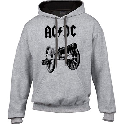 For Those About To Rock [GRAY] - HOODIE