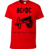 For Those About To Rock [RED] - TS