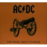 For Those About To Rock [We Salute You] CD DIGI