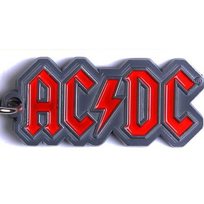 AC/DC logo - KEYRING