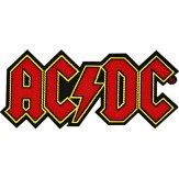 AC/DC logo [cut out] - PATCH