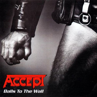 Balls To The Wall CD