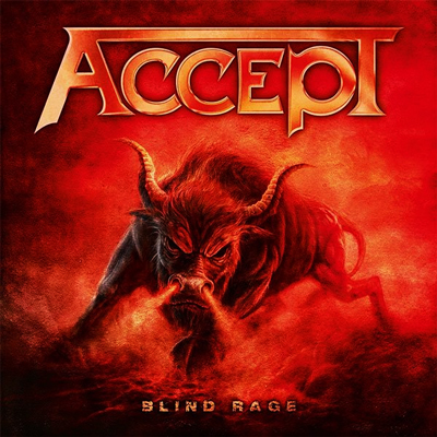 Blind Rage CD
