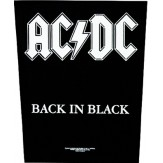 Back In Black - BACKPATCH