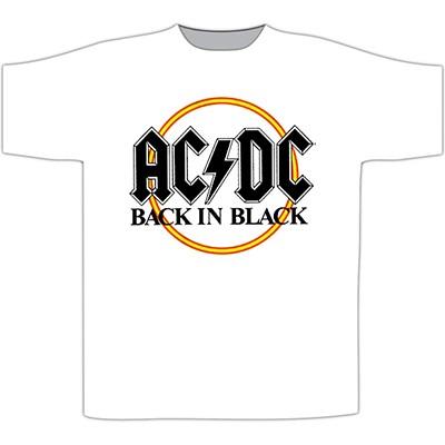 Back In Black [WHITE] - TS