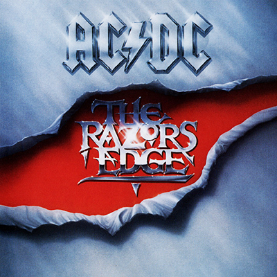 The Razors Edge CD DIGI