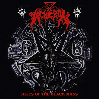 Rites of The Black Mass CD