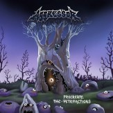 Procreate The Petrifactions CD