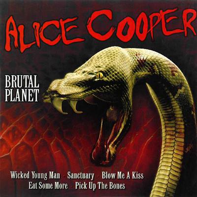 Brutal Planet CD