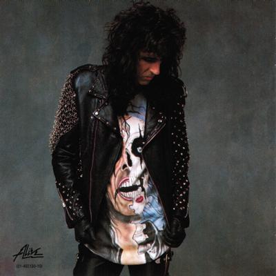 Ledo Takas Records Alice Cooper Trash Cd