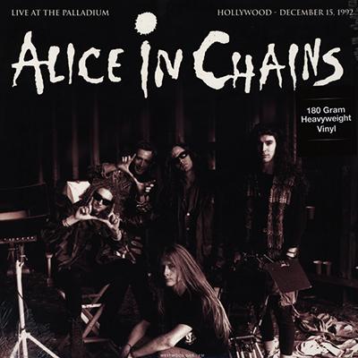 Live at The Palladium, Hollywood 1992 LP