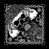 Bearded Skull - BANDANA