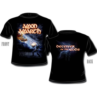 Deceiver of The Gods - TS