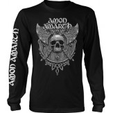Skull and Axes - LONGSLEEVE