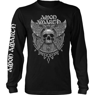 Skull and Axes - LONGSLEEVE