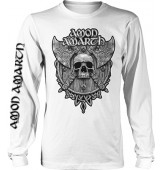 Skull and Axes [WHITE] - LONGSLEEVE