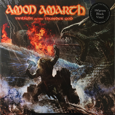 Twilight of the Thunder God LP