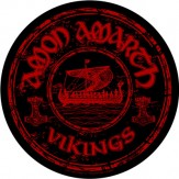 Vikings - BACKPATCH