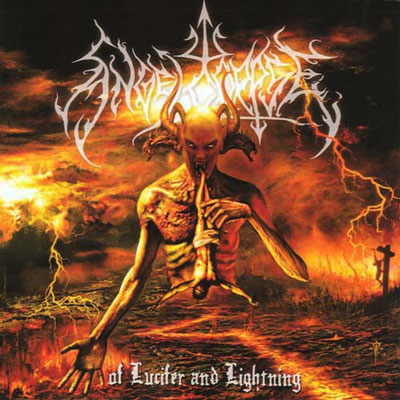 Of Lucifer and Lightning CD