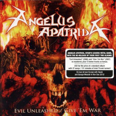 Evil Unleashed / Give 'Em War 2CD