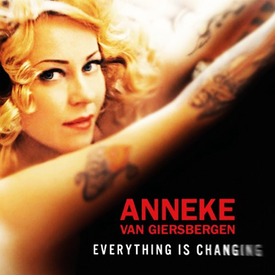 Everything Is Changing CD