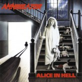 Alice In Hell CD