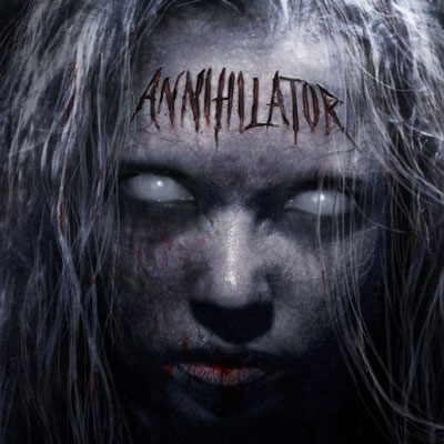 Annihilator CD BOX