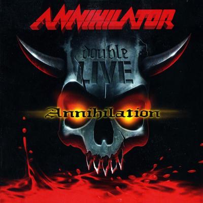 Double Live Annihilation 2CD