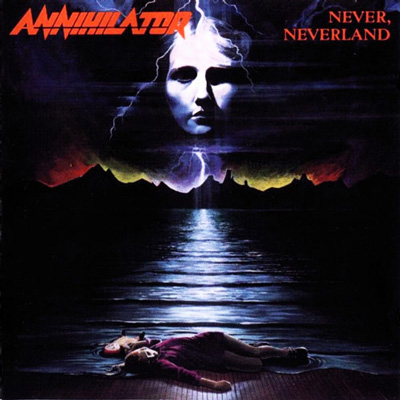 Never, Neverland CD