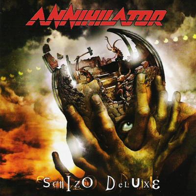 Schizo Deluxe CD