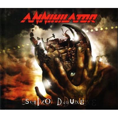 Schizo Deluxe CD DIGIBOOK