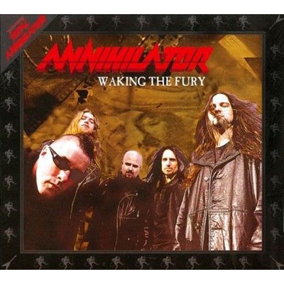 Waking The Fury CD