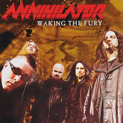 Waking The Fury LP