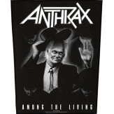 Among The Living - BACKPATCH