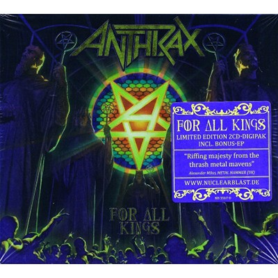 For All Kings 2CD DIGI
