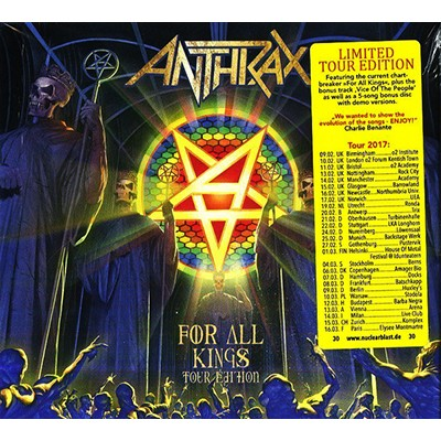 For All Kings: Tour Edition 2CD DIGI