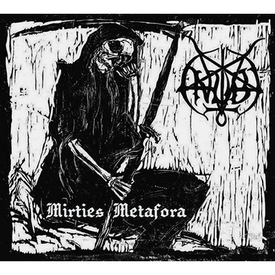Mirties Metafora CD DIGI