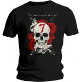 Skull Rose - TS