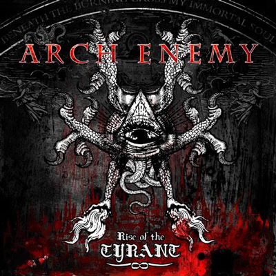 Rise of the Tyrant CD