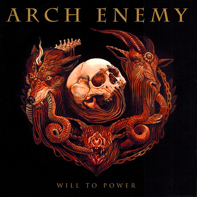 Will to Power CD