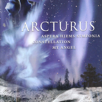 Aspera Hiems Symfonia / Constellation / My Angel 2CD