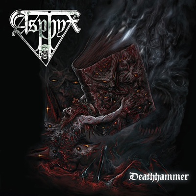 Deathhammer CD