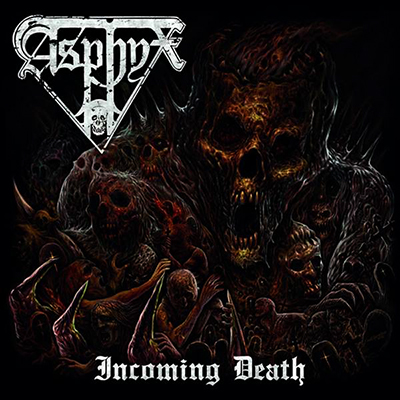 Incoming Death CD
