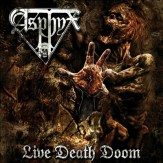Live Death Doom 2CD
