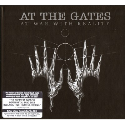 At War with Reality CD DIGIBOOK